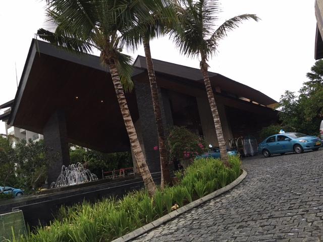 素敵なホテル