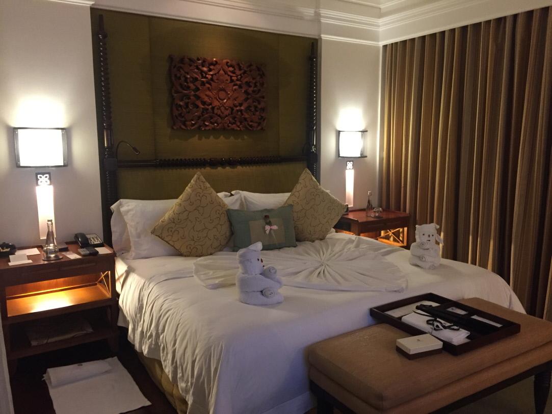 バリ最高の高級ホテル セントレジス...