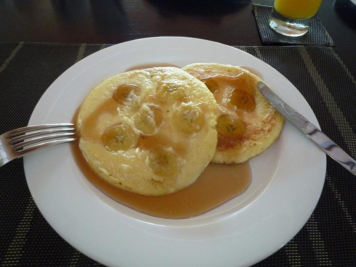 朝食とアフタヌーン